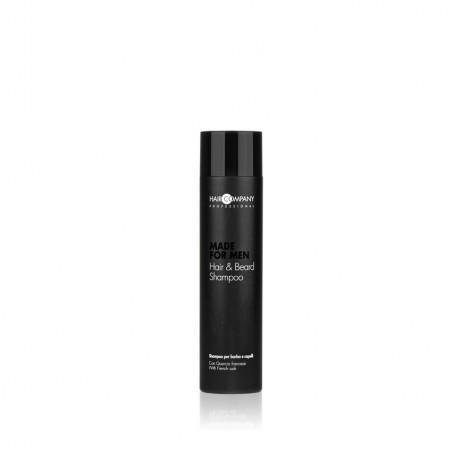 Made for Men Shampoo per barba e capelli 250 mL