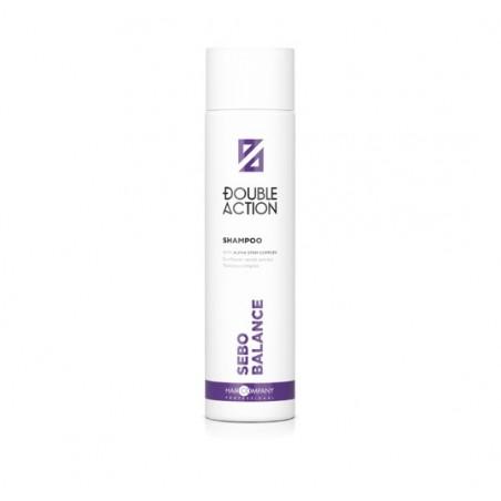 Double Action Shampoo Antisebo 250 mL