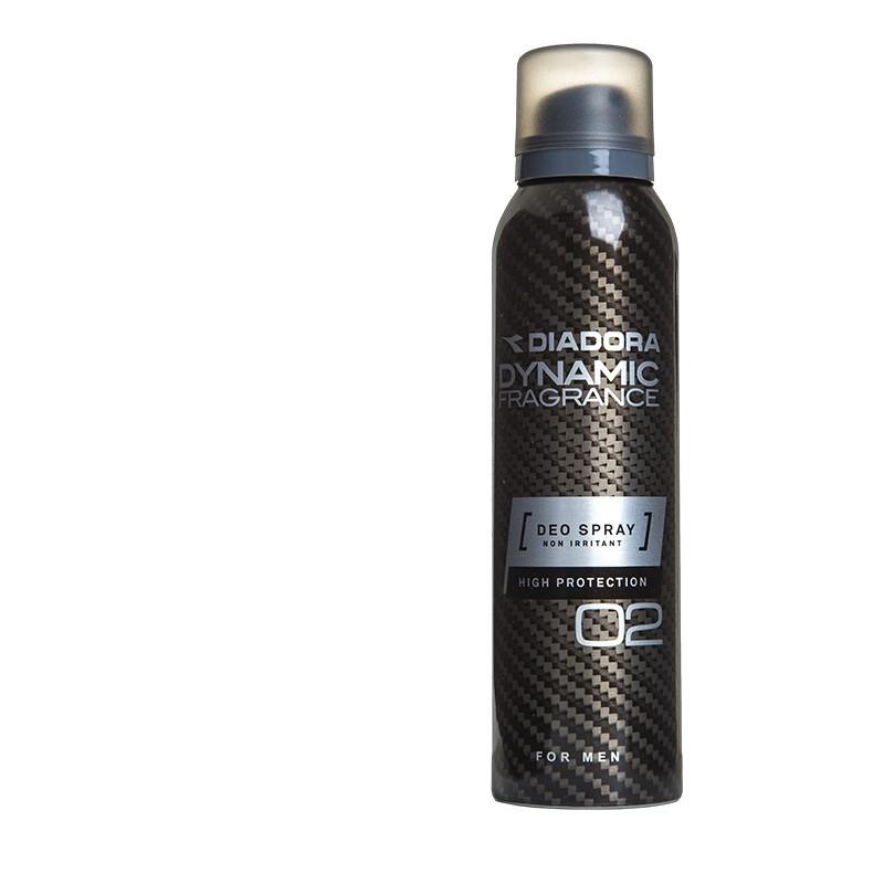 Dynamic 2 Deodorante 150 mL