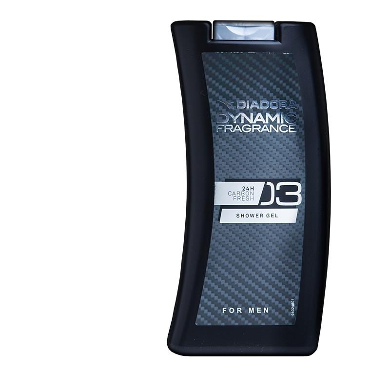 Dynamic 3 Shower Gel 250 mL