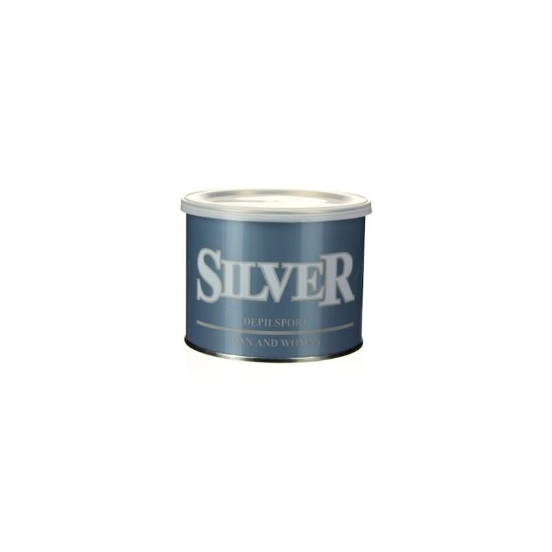 Cera depilatoria Silver 400 gr