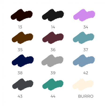 Tintura per capelli ING 1.10 Nero Blu 100 mL