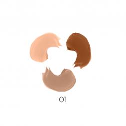 Tintura per capelli ING 7.43 Biondo Rame Dorato 100 mL
